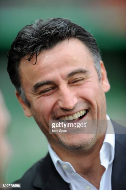 Christophe GALTIER - - Saint Etienne / Nice - 25e journee de Ligue 1,