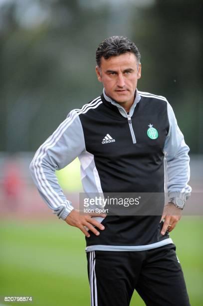 Christophe GALTIER - - Saint Etienne / Rio Ave - Match de preparation ,