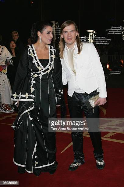 Christophe Guillarme attends the John Rabe premiere at the 9th Marrakesh Film Festival at the Palais des Congres on December 4, 2009 in Marrakech,...