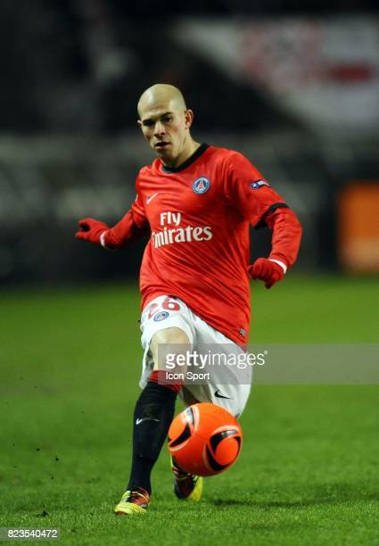 Christophe Jallet Paris Saint Germain / FC Seville Europa League
