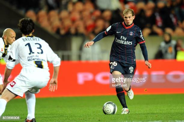 Christophe JALLET PSG / Sochaux 28eme journee de ligue 1 Parc des Princes Paris