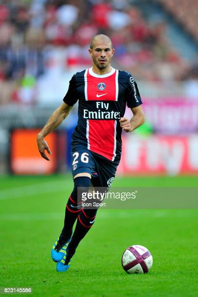 Christophe JALLET PSG / Valenciennes 3eme journee de Ligue 1