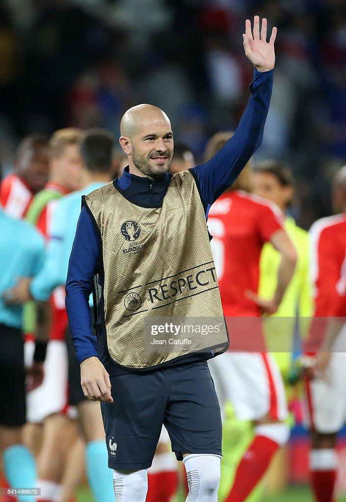 Switzerland v France - Group A: UEFA Euro 2016