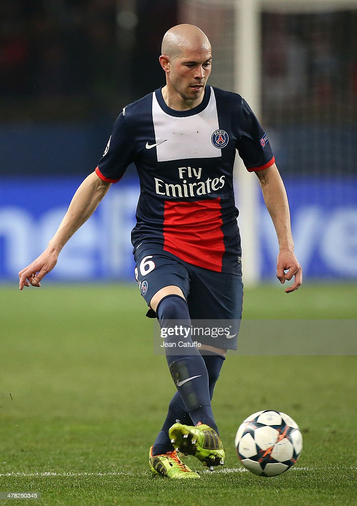Paris Saint-Germain FC v  	Bayer Leverkusen - UEFA Champions League Round of 16