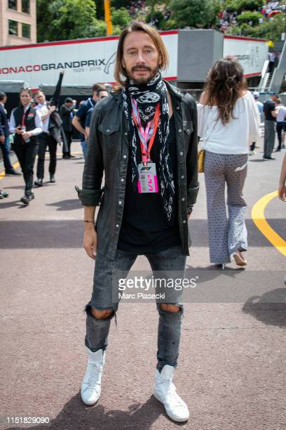 Christophe Le Friant a.k.a. Bob Sinclar attends the F1 Grand Prix of Monaco on May 26, 2019 in Monte-Carlo, Monaco.