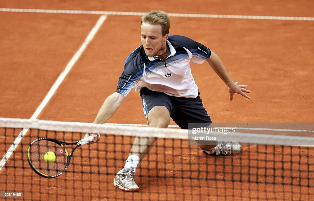 Tennis Masters Series Hamburg 2005 - Day 5 : News Photo