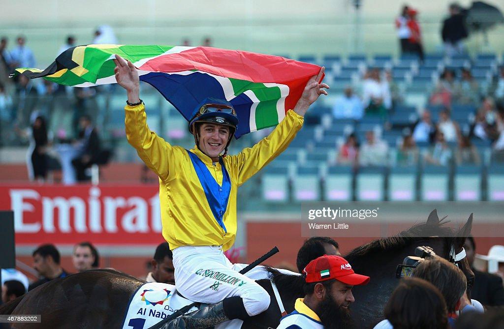 Dubai World Cup : News Photo