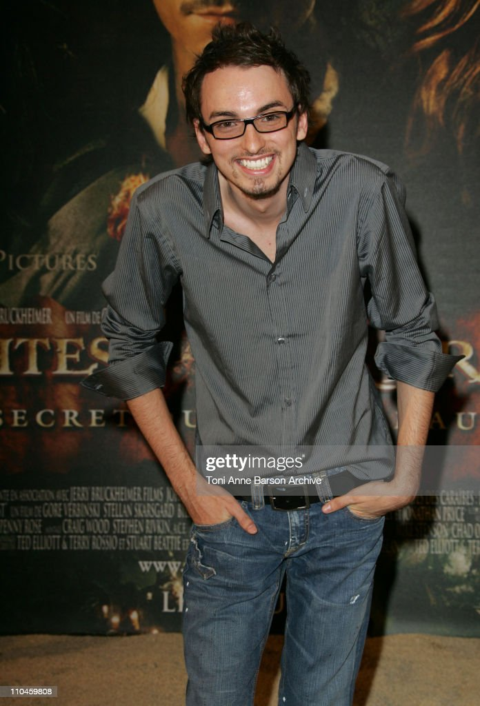 """""""Pirates of The Caribbean: Dead Man?s Chest"""" Paris Premiere"""