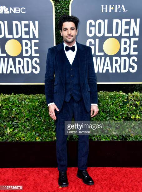 Christopher Abbott attends the 77th Annual Golden Globe Awards at The Beverly Hilton Hotel on January 05 2020 in Beverly Hills California