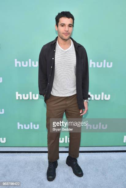Christopher Abbott attends the Hulu Upfront 2018 Brunch at La Sirena on May 2 2018 in New York City