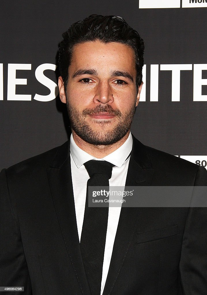 Christopher Abbott attends the 'James White' New York Premiere at Museum of Modern Art on November 10, 2015 in New York City.