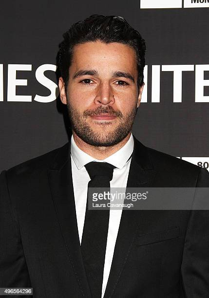 Christopher Abbott attends the James White New York Premiere at Museum of Modern Art on November 10 2015 in New York City