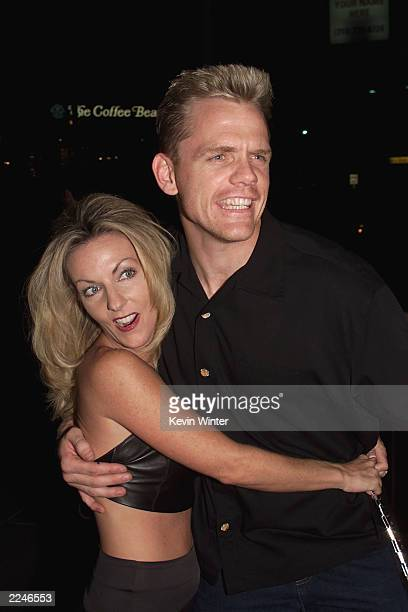 Christopher Titus with extrovert, Wife Rachel Bradley