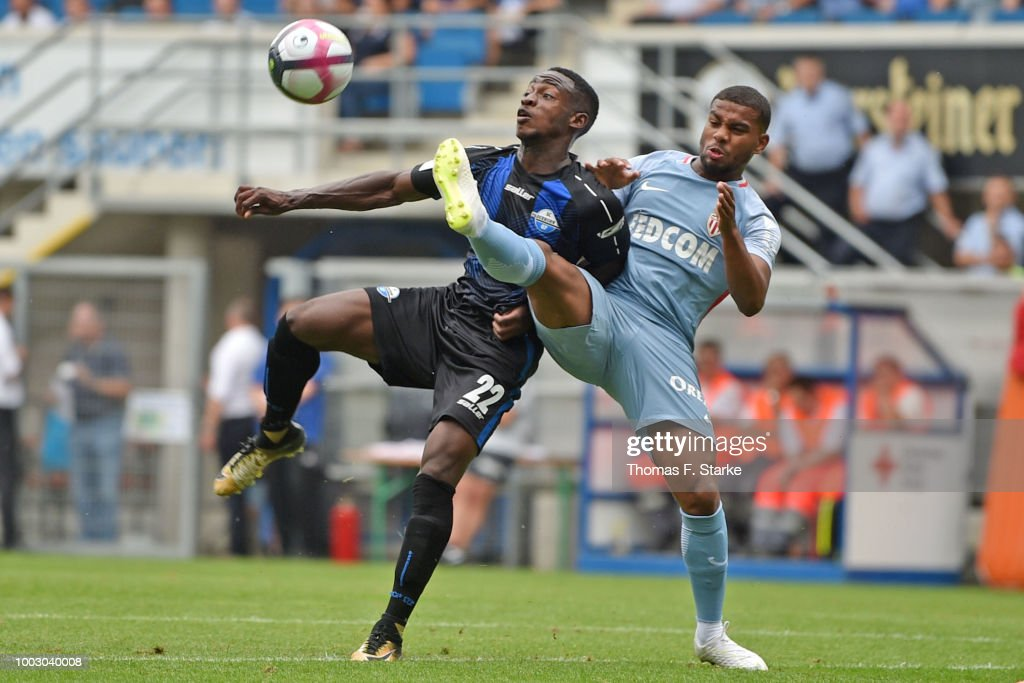 SC Paderborn v AS Monaco - Pre Season Friendly Match