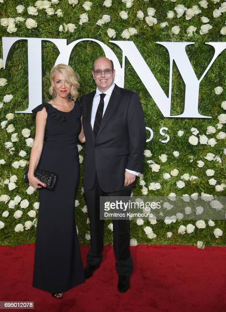 Christopher Ashley attends the 2017 Tony Awards at Radio City Music Hall on June 11 2017 in New York City