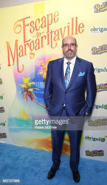 Christopher Ashley attends the the Broadway Opening Night After Party for 'Escape To Margaritaville' at Pier Sixty on March 15 2018 in New York City