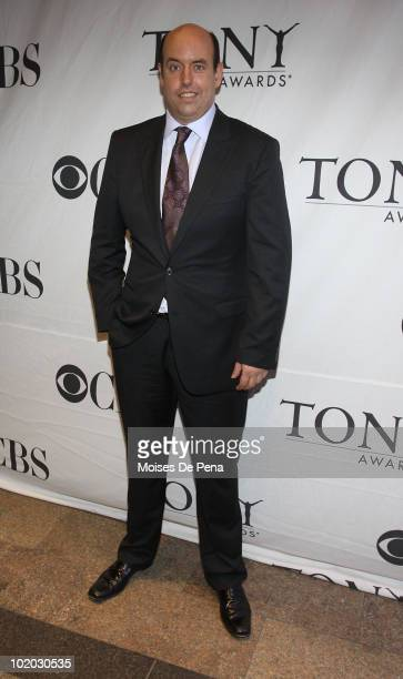 Christopher Ashley attends the Tony eve cocktail party at the Intercontinental New York Barclay on June 12 2010 in New York City