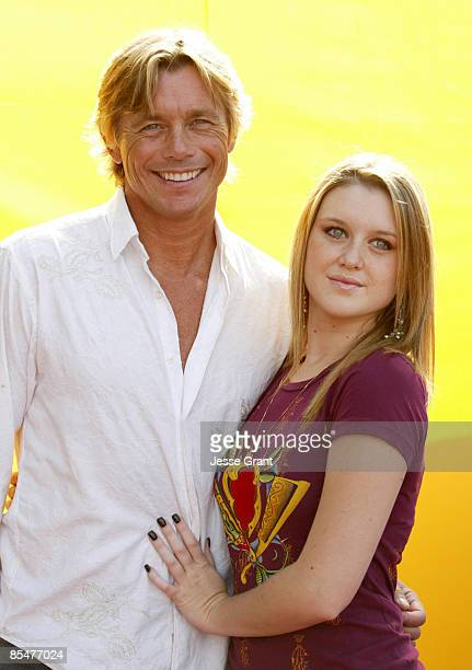 Christopher Atkins and daughter Brittany Atkins