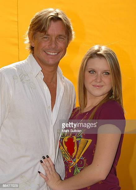Christopher Atkins and daughter Brittney Bomann