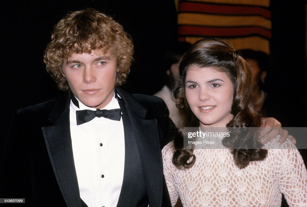 Christopher Atkins and Lori Loughlin... : News Photo