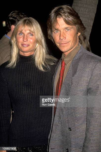 Christopher Atkins and Wife Lyn Barron during Mrs Winterbourne Los Angeles Premiere at Academy of Motion Pictures Arts Sciences in Beverly Hills...