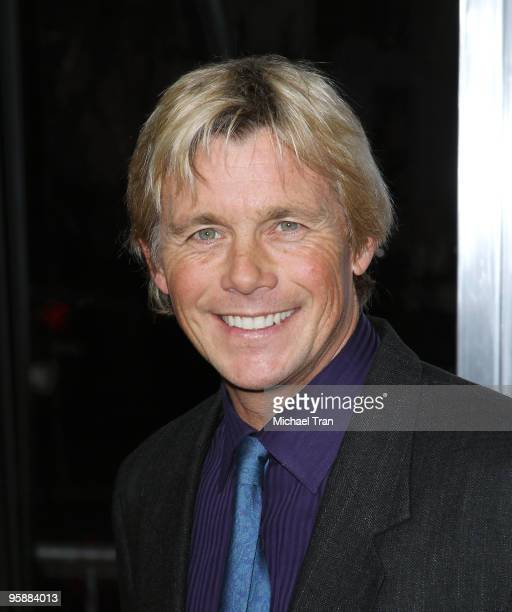 Christopher Atkins arrives to the Los Angeles premiere of Extraordinary Measures held at Grauman's Chinese Theatre on January 19 2010 in Hollywood...