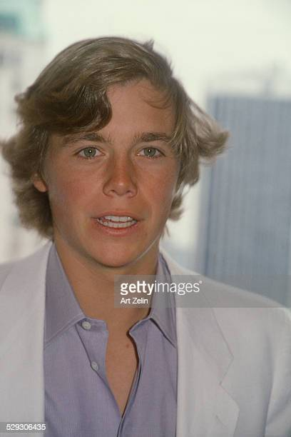 Christopher Atkins closeup circa 1970 New York