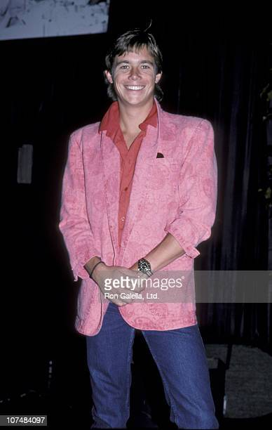 Christopher Atkins during Fashion Show to Benefit Windfeather June 08 1986 at Coconut Grove in Los Angeles California United States