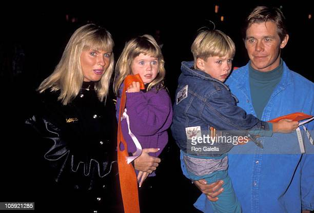 Christopher Atkins Lyn Barron Daughter Brittney Bomann and Son Grant Bomann