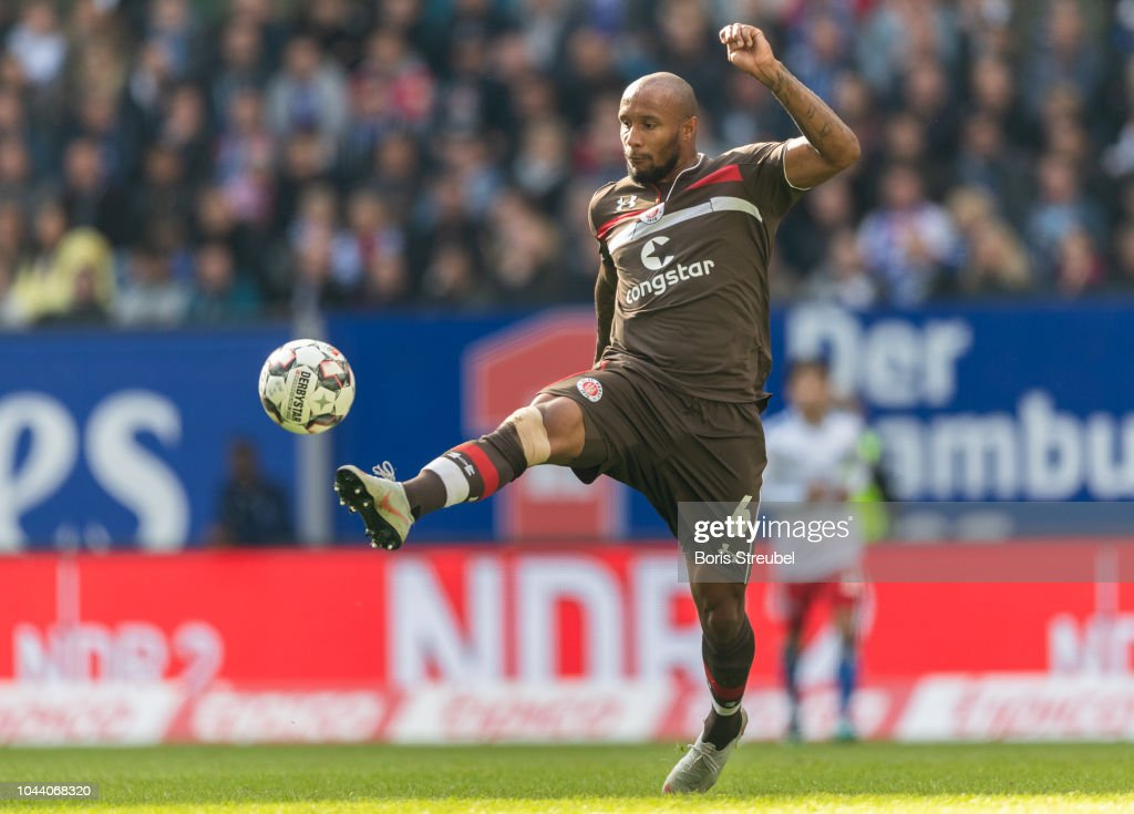 Hamburger SV v FC St. Pauli - Second Bundesliga : News Photo