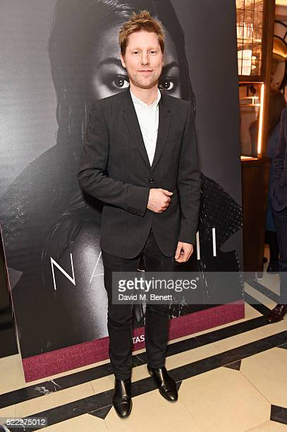Christopher Bailey, Chief Creative and Chief Executive Officer of Burberry, attends an event hosted by Naomi Campbell, Burberry and TASCHEN to...