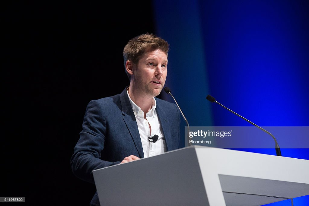 Burberry Group Plc Chief Executive Officer Christopher Bailey Speaks At Cannes Lions Festival Of Creativity : News Photo