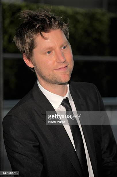 Christopher Bailey of Burberry attends the 2010 CFDA Fashion Awards at Alice Tully Hall, Lincoln Center on June 7, 2010 in New York City.
