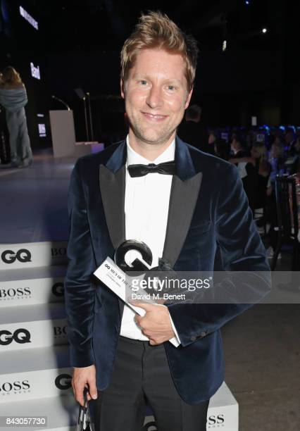 Christopher Bailey winner of the Designer of the Year award attends the GQ Men Of The Year Awards at the Tate Modern on September 5 2017 in London...