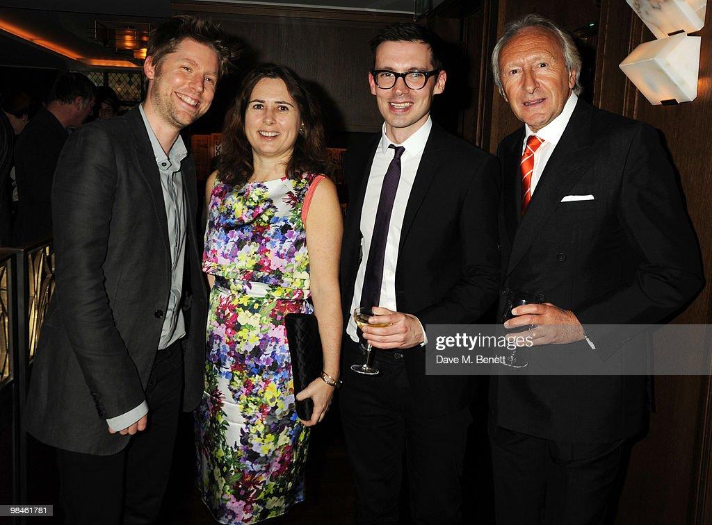 Vogue Designer Fashion Fund - Cocktail Party