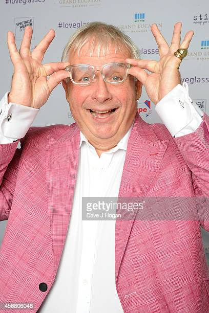 Christopher Biggins attends the Spectacle Wearer Of the year Awards at 8 Northumberland Avenue on October 7 2014 in London England