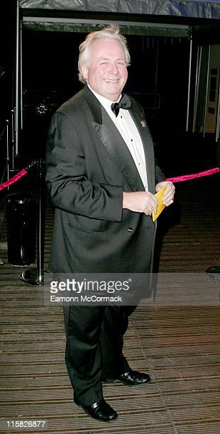 Christopher Biggins during The National Youth Theatre 50th Anniversary Gala Fundraising Dinner Arrivals at Battersea Evolution in London Great Britain