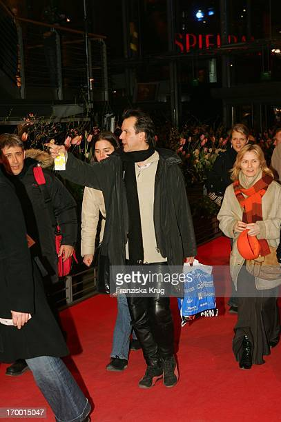 Christopher Buchholz In The Hitch Hitch 'Premiere In Berlin