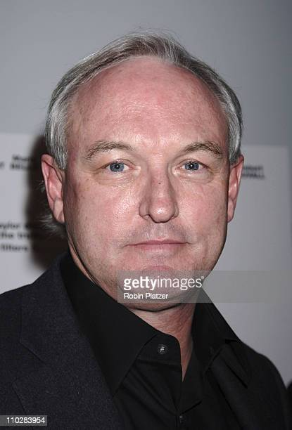 "Christopher Buckley during ""Thank You For Smoking"" New York Premiere - Inside Arrivals - March 12, 2006 at Museum of Modern Art in New York City, NY,..."