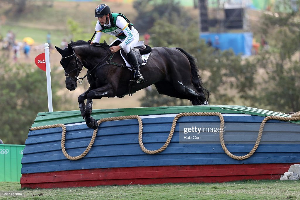 Equestrian - Olympics: Day 3 : News Photo