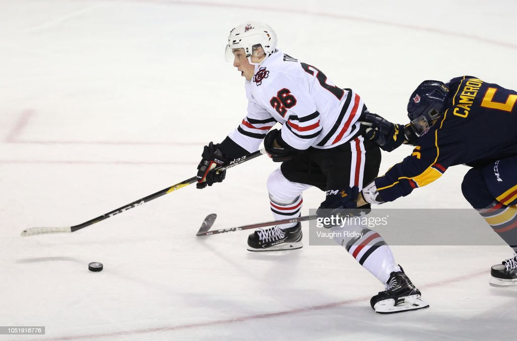 Barrie Colts v Niagara IceDogs : News Photo