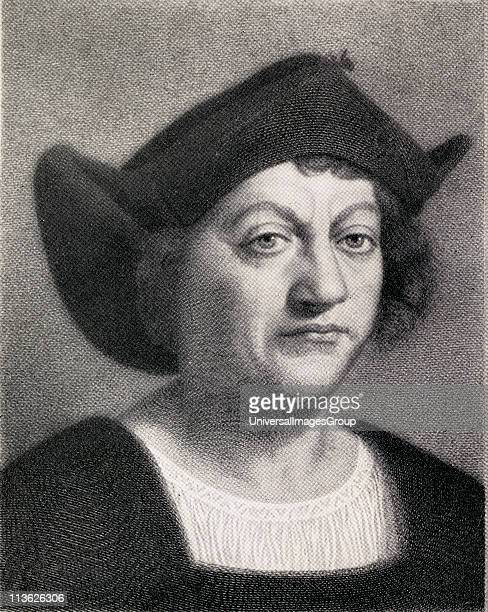 Christopher Columbus 14511506 Spanish explorer discoverer of America