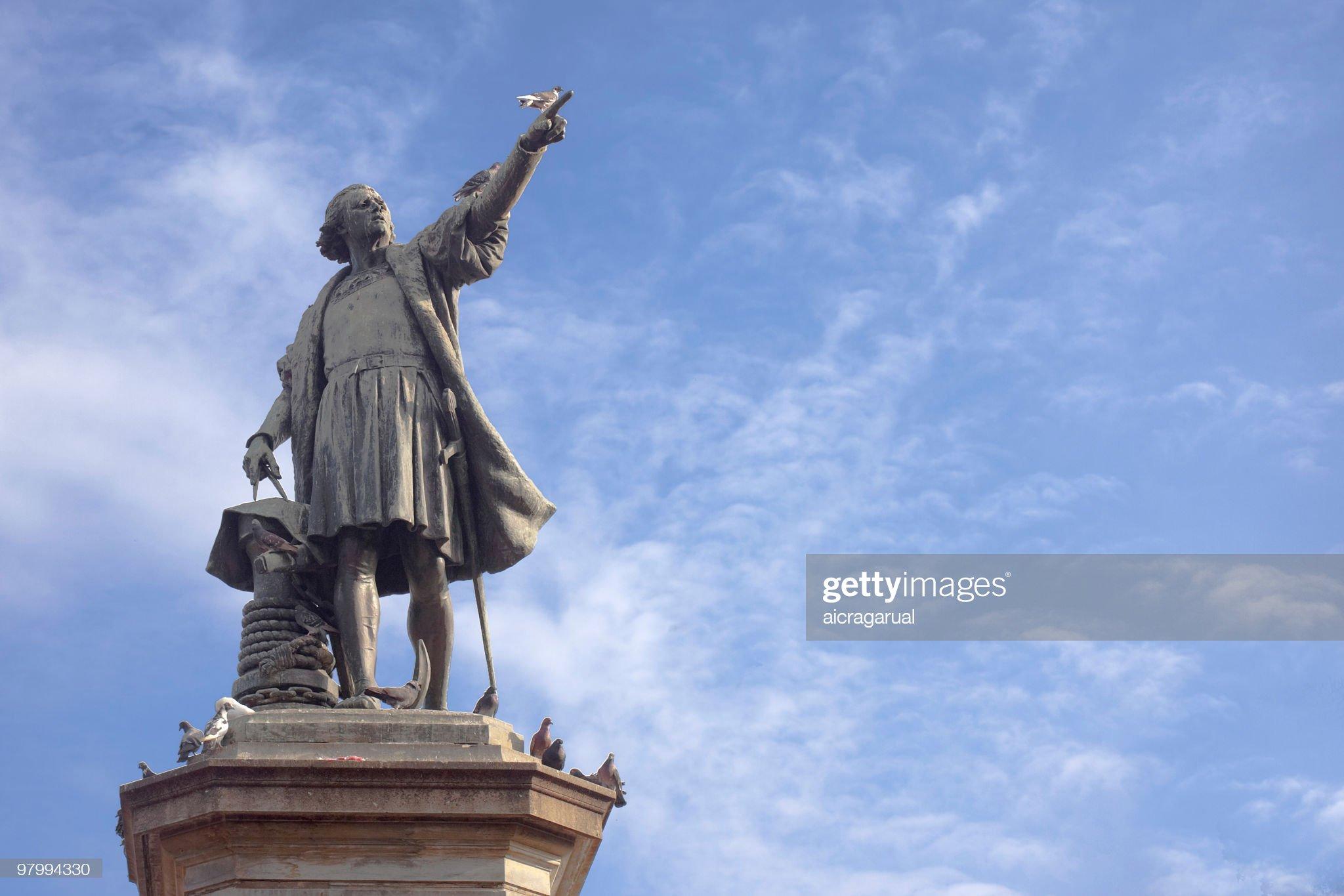Christopher Columbus : Stock Photo