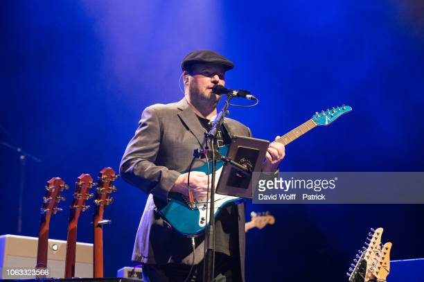 Christopher Cross performs at Le Trianon on November 18 2018 in Paris France