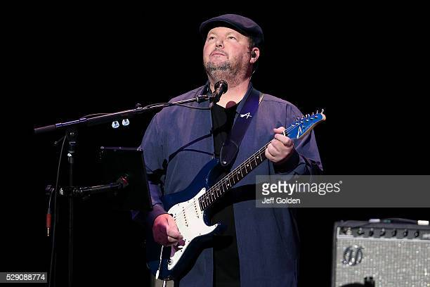 Christopher Cross performs at Thousand Oaks Civic Arts Plaza on May 7 2016 in Thousand Oaks California