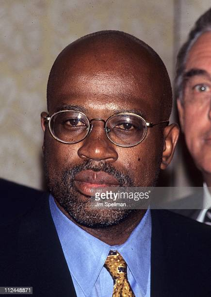 Christopher Darden during The Congress of Racial Equality Harmony Awards Gala Dinner at Sharaton Towers in New York City New York United States