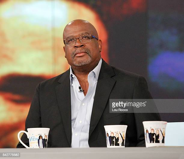 THE VIEW Christopher Darden visits THE VIEW 6/23/16 airing on the Walt Disney Television via Getty Images Television Network DARDEN