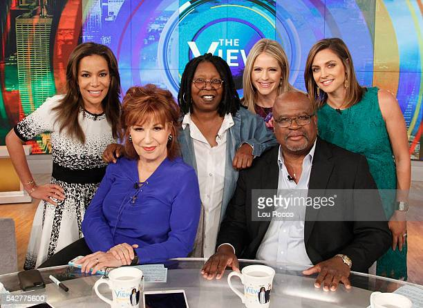 THE VIEW Christopher Darden visits THE VIEW 6/23/16 airing on the Walt Disney Television via Getty Images Television Network FARIS