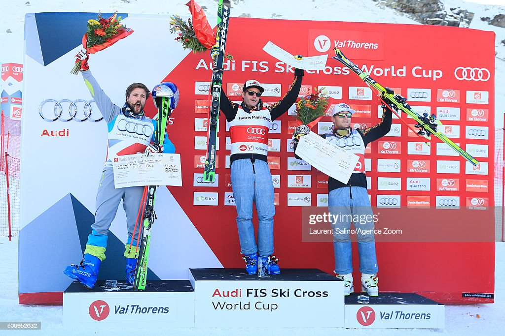 FIS Freestyle Ski World Cup - Men's and Women's Ski Cross