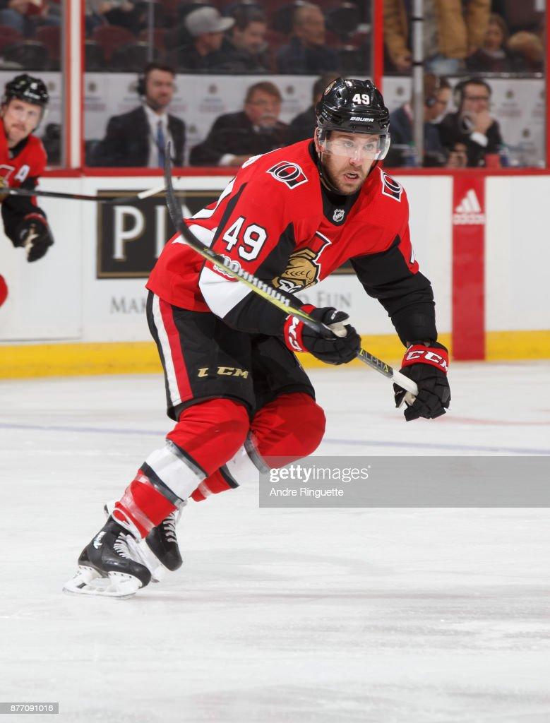 Arizona Coyotes v Ottawa Senators